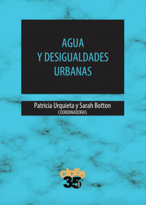 Paisaje de manantiales y lavanderías colectivas en la ciudad de La Paz